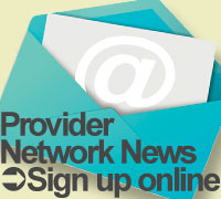 provider email signup graphic