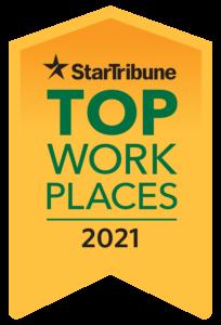 Star Tribune Top Workplaces Logo